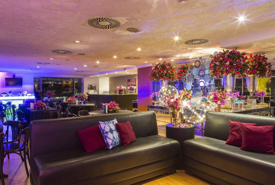 Festa de 15 anos - Lounge - Grupo Trio