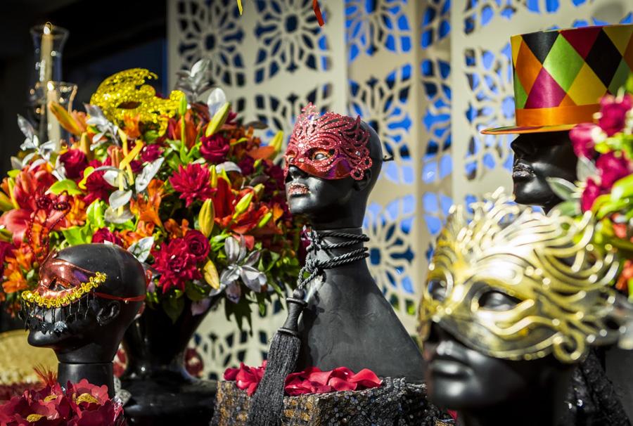 Baile de Máscaras Grupo Trio