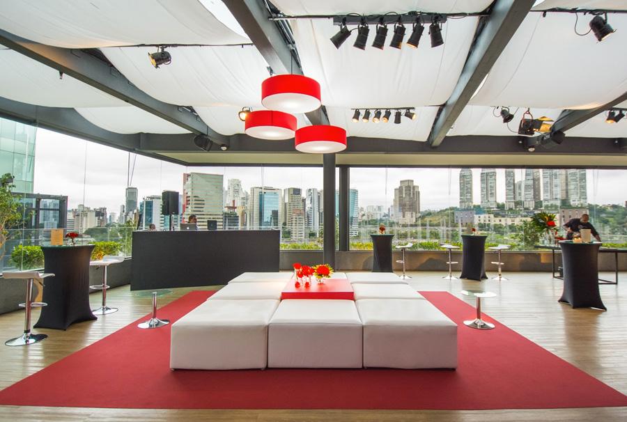 São Paulo Lounge