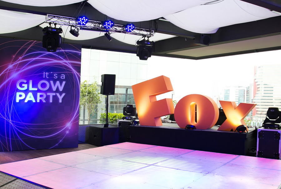 Evento Corporativo Fox Trio