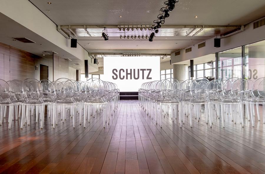 Lançamento Schutz - Grupo Trio