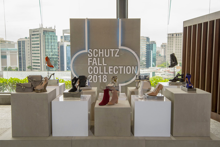 Schutz Fall Collection Trio Pérgola