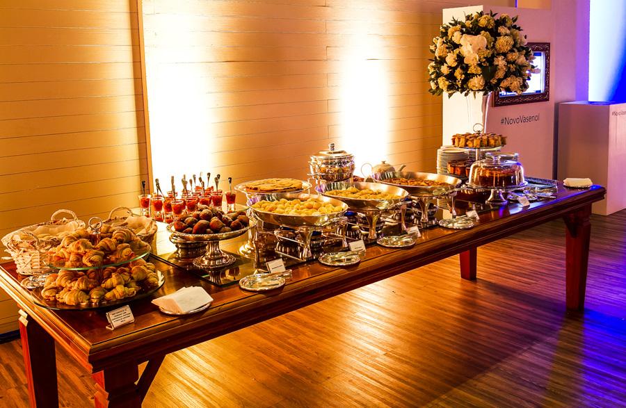 Gastronomia Grupo Trio Festa de 15 anos