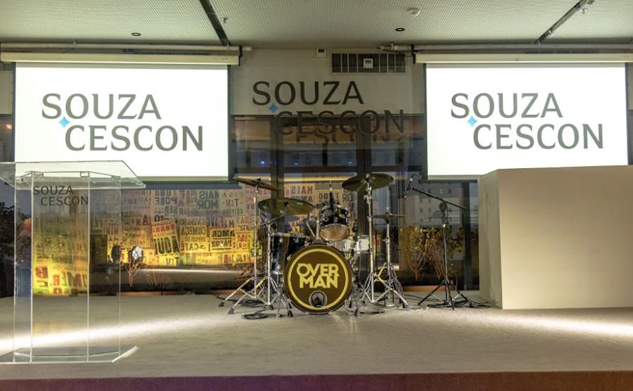 Festa de confraternização Souza Cescon