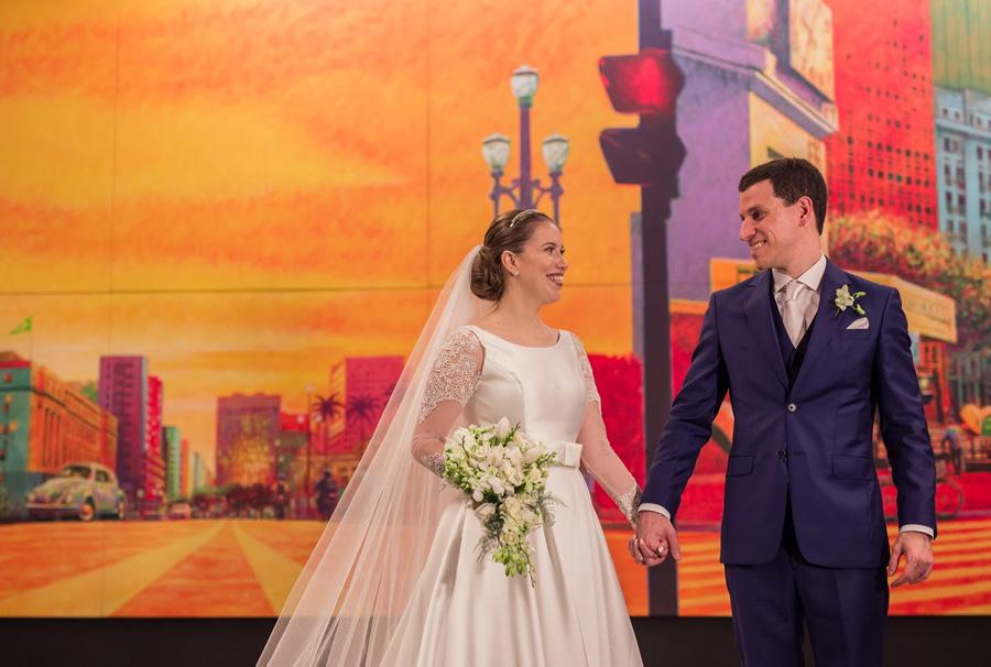 Casamento no Trio Pérgola Gabriela Dal Bello Renato Otranto