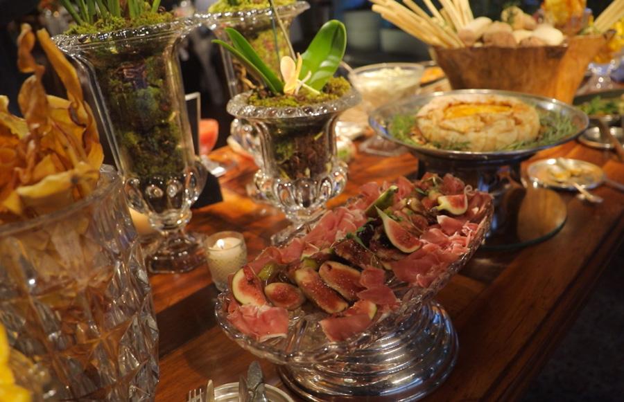Gastronomia refinada Grupo Trio